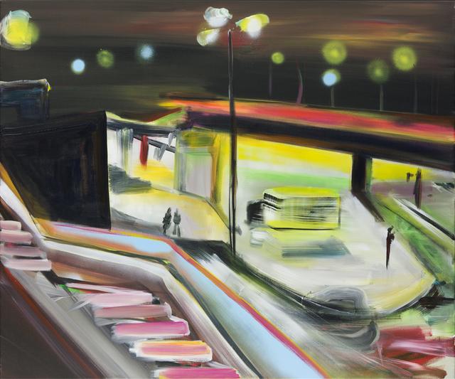 , 'Light will guide you II,' 2014, Galerie Sandhofer