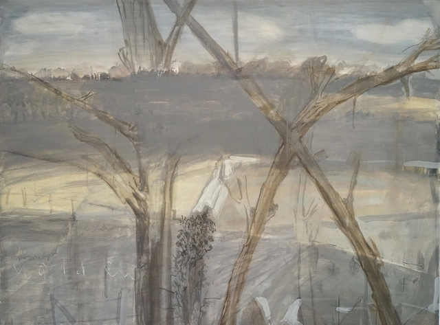 , 'Landschap II,' 2016, Nathalia Tsala Gallery