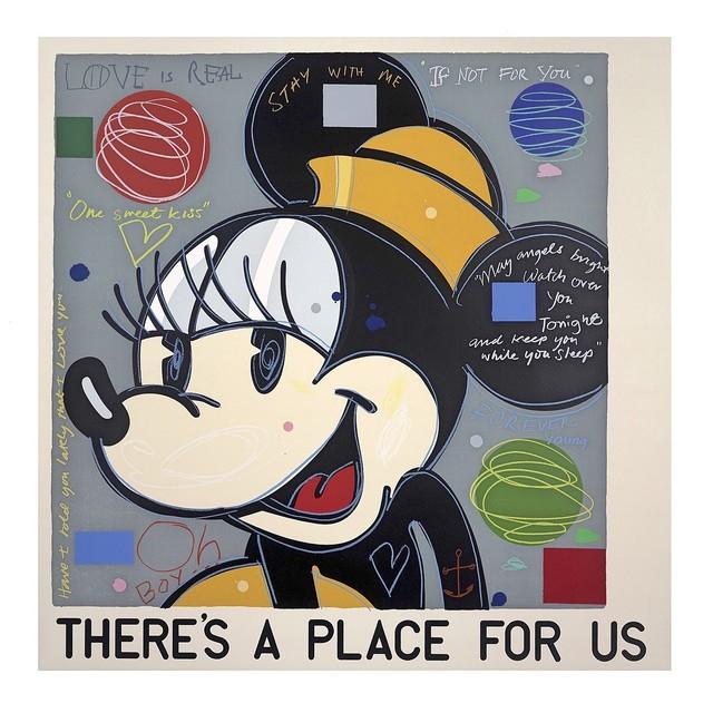 , 'Oh Boy (Minnie),' 2016, Art Partout