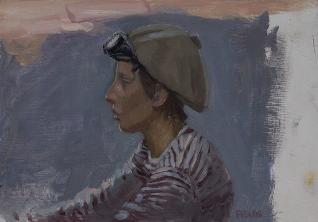 , 'Odie in Beret and Goggles,' , Dowling Walsh