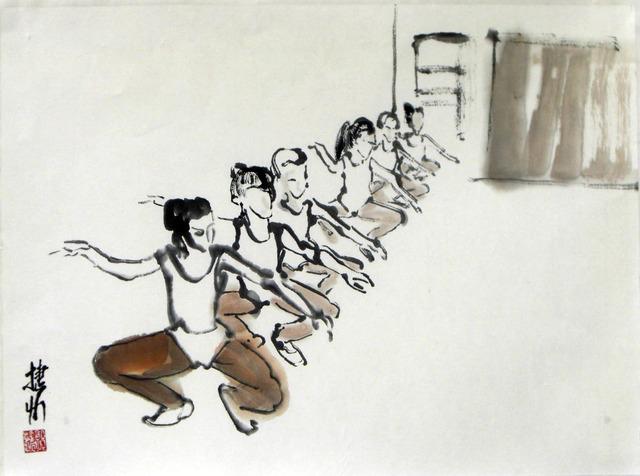 , 'Little Dancers 12,' , Artist's Proof