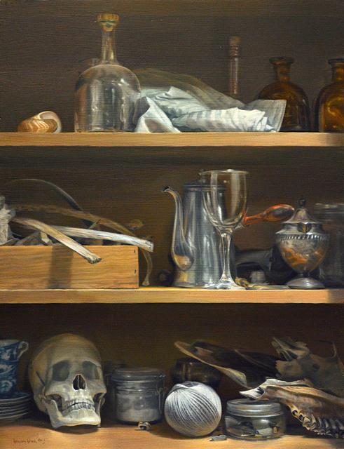 , 'Curiosities,' 2013, Gallery 1261