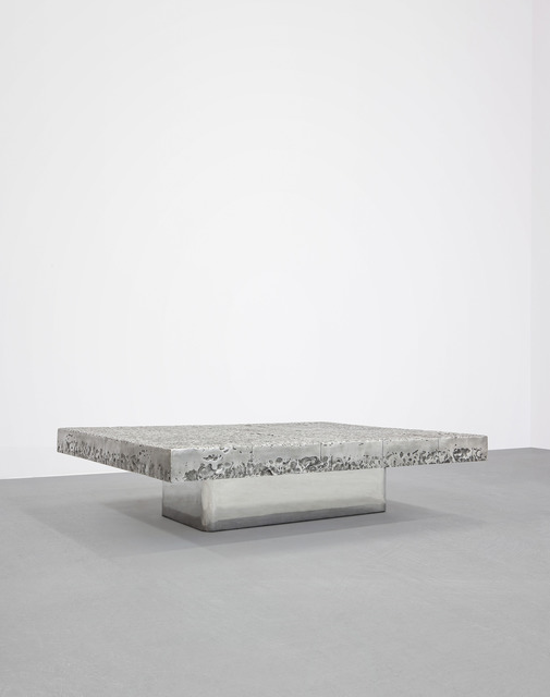 , 'Gaia Imprint Low Table,' 2013, Carpenters Workshop Gallery