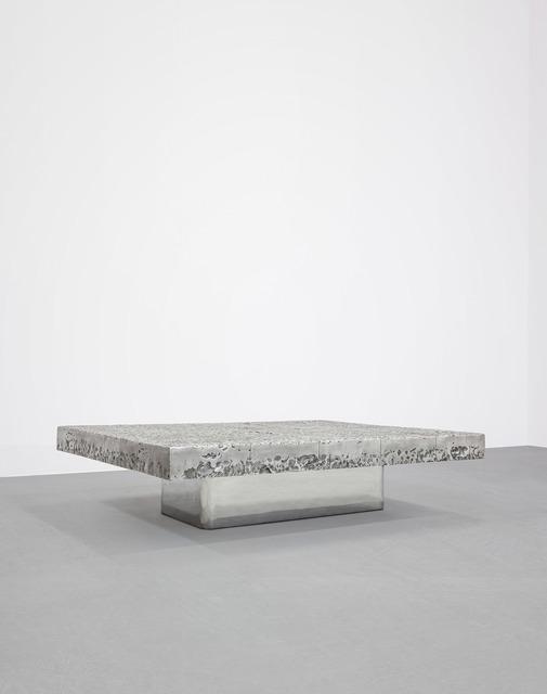 , 'Gaia Imprint Low Table,' 2014, Carpenters Workshop Gallery