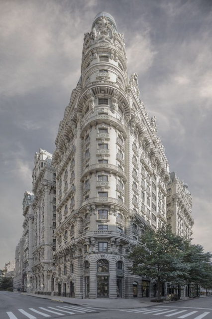 , 'The Ansonia,' 2016, ClampArt