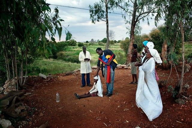 , 'ZIMBABWE Z 55,' 2012, Galerie Galea