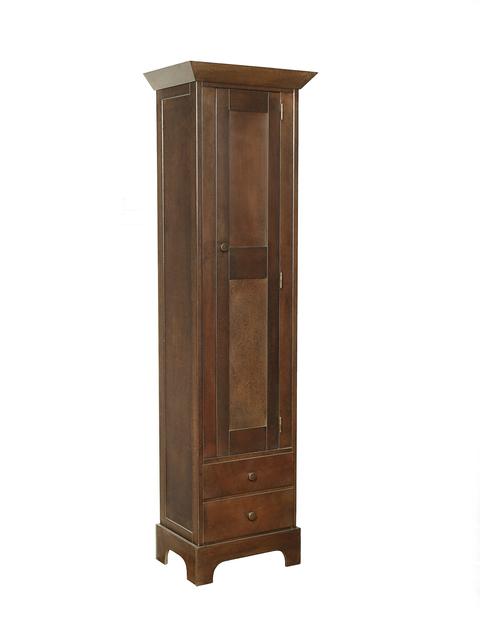 Jim Rose, 'Tall Shaker Cabinet', 2003, Design/Decorative Art, Found steel, natural rust patina, Gallery Victor Armendariz