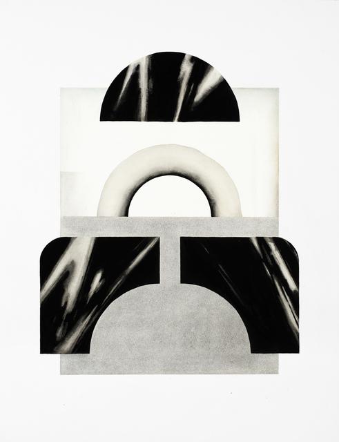 , 'Sin título (variaciones de tipo 1),' 2015, Espacio Valverde
