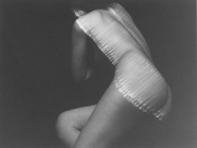 , 'Laser nude,' 1978, °CLAIR Galerie
