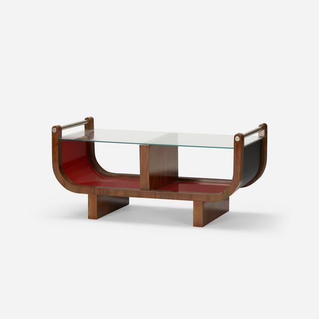 Gio Ponti, 'Coffee Table', c. 1932, Wright