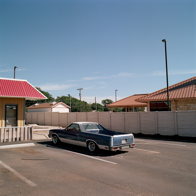 , 'El Camino. July 2016. Levelland, Texas,' 2016, Barry Whistler Gallery