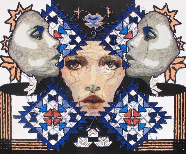 Neslihan Baser, 'Hearing Melodies in My Head', 2014, C.A.M Galeri