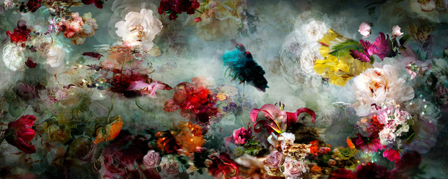 , 'Songs For Dead Heroes #3,' 2017, Muriel Guépin Gallery