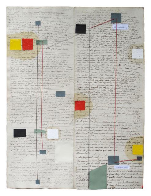 , 'December,' 2012, Mercedes Viegas Arte Contemporânea
