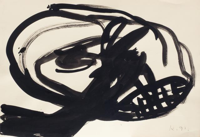 , 'untitled,' 1991, W&K - Wienerroither & Kohlbacher