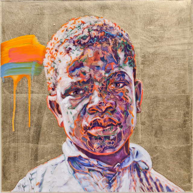 , 'Clarence,' 2018, Turner Carroll Gallery