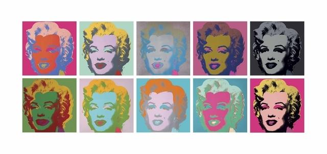 Andy Warhol, 'Marilyn Monroe (Marilyn)', Christie's