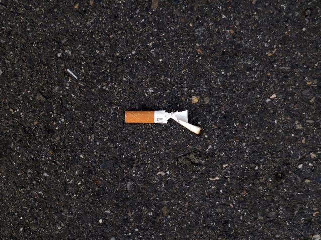 , 'Cigarettes,' 2016, Fraenkel Gallery