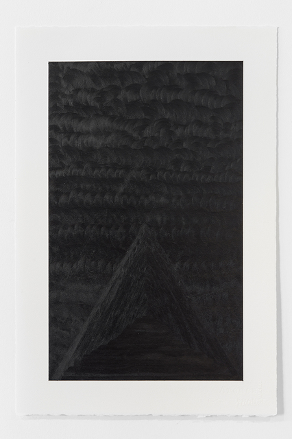 , 'Black Landscape III,' 2019, Acervo – Contemporary Art