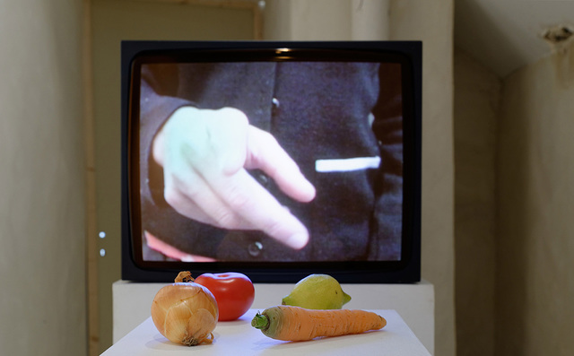 , 'Stong Sory Vegetables,' 2010, carlier | gebauer