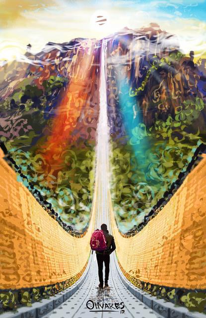 , 'Camino de Luz,' 2017, DATG Concept