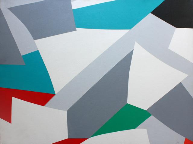 Marcel Barbeau, 'Le mur du mirpir', 1993, Winchester Galleries