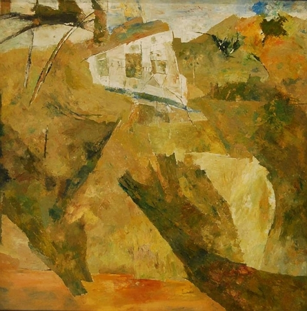 , 'UNTITLED LANDSCAPE (HOUSE),' 2003, Aicon Gallery