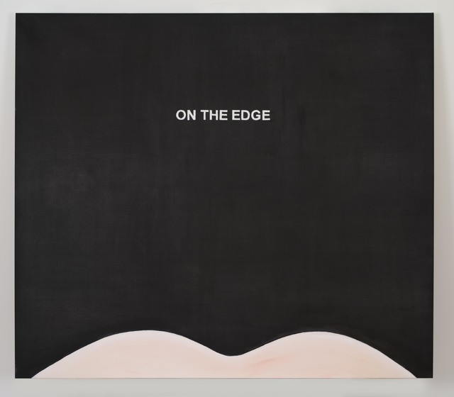, 'The Hidden Paintings Grandma Improved, On The Edge,' 2019, Galerie Nathalie Obadia