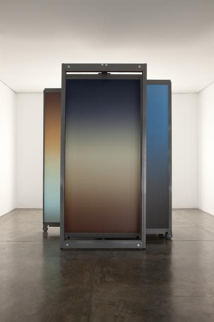 , 'Showcase - gradients,' 2012, Galeria Nara Roesler