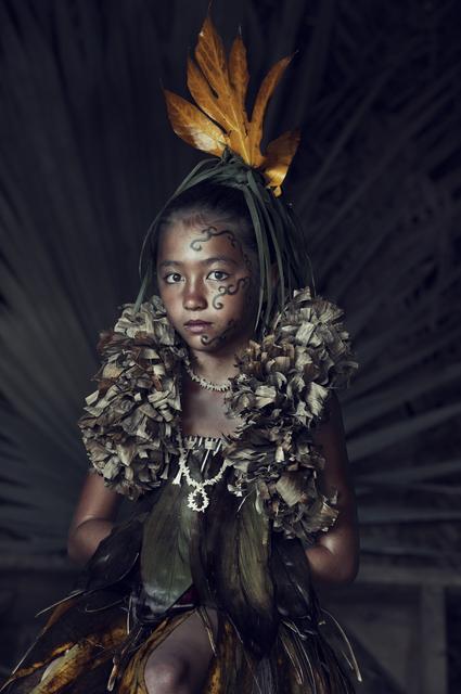 Jimmy Nelson, 'Te Pua O Feani, Atuona, Hiva Oa', 2016, CAMERA WORK