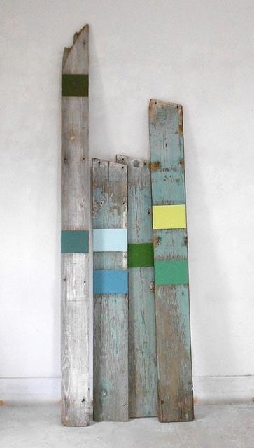 , 'Leaning Green,' , Beth Urdang Gallery