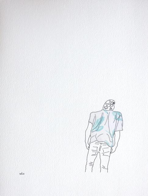 , 'Untitled,' 2014, Circle Art Agency