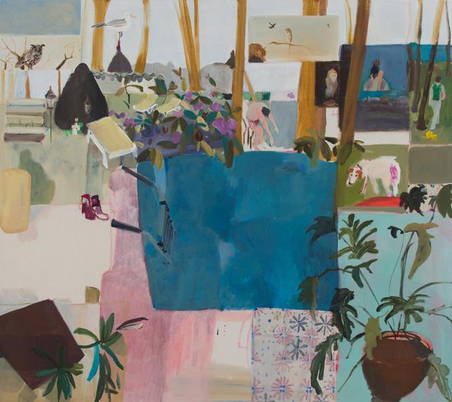 , 'Hopping and Jumping,' 2018, Maurits van de Laar