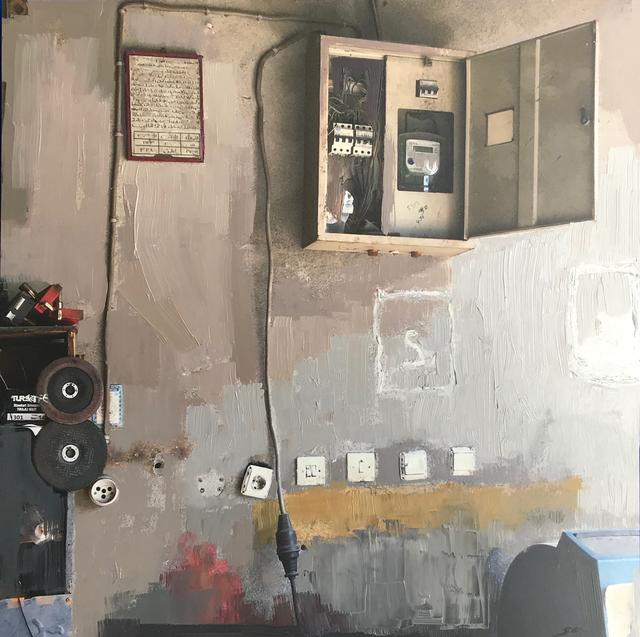 , 'Atelier 2,' 2018, Galerie Bertrand Gillig