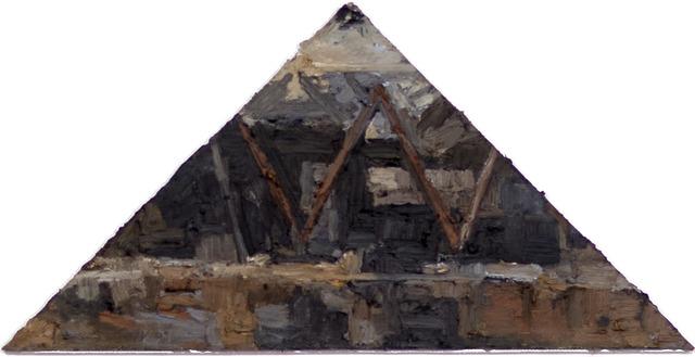, 'Triangle XI,' 2017, Untitled 2.0