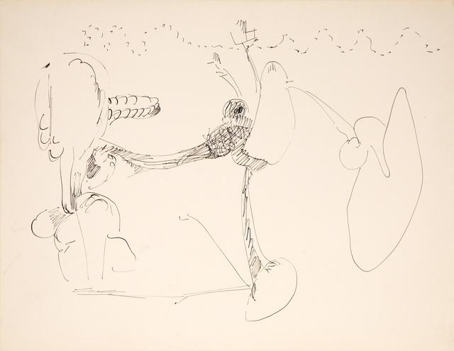 , 'Study 4,' 1970, David Richard Gallery