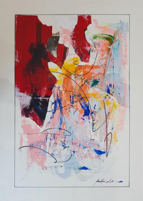 , 'work n°1,' 2011, Galleria Quadrifoglio