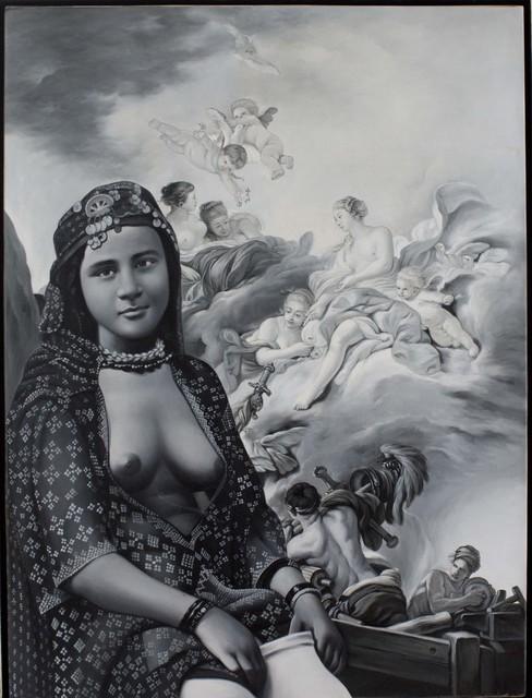 , 'Fatima,' 1981, Galerie Ernst Hilger