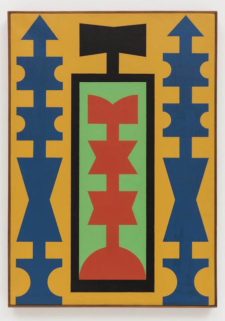, 'Emblema Logotipo Poético,' 1974, Bergamin & Gomide