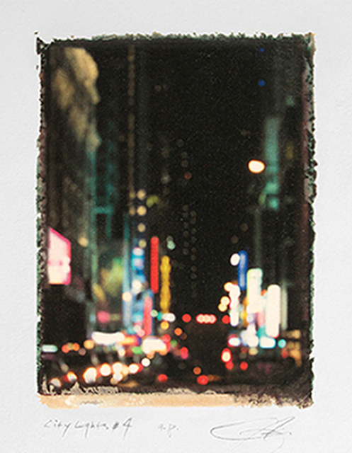 Paul Chojnowski, 'City Lights #', 2015, Carrie Haddad Gallery