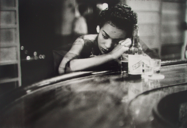 , 'Bar girl, Brothel, Cuba,' 1954, Richard Saltoun
