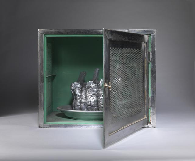 Clive Barker, 'Meat Safe', 1978, Whitford Fine Art
