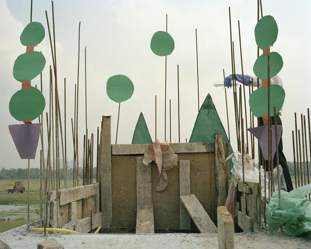 Stuart Hawkins, 'Rooftop Garden', 2010, Feuer/Mesler