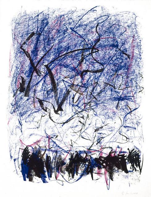 Joan Mitchell, 'Bedford III', 1981, F.L. Braswell Fine Art