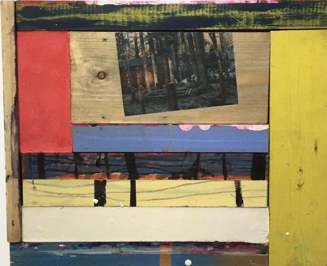 , 'Barrier System II,' , JGM Gallery