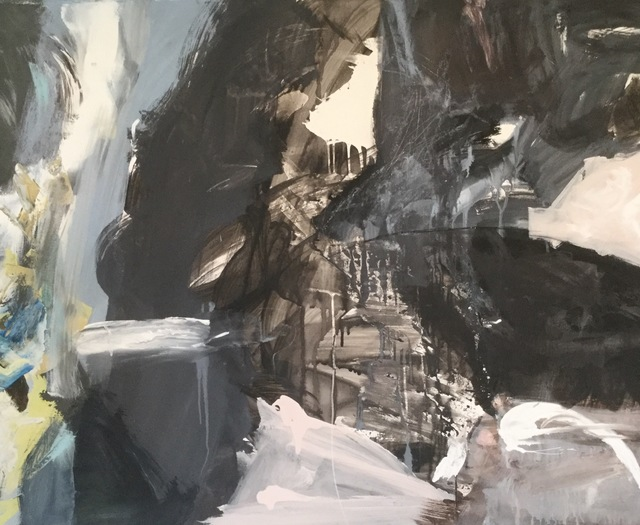 Gail Harvey, 'Moonlight on the sea', 2017, Arusha Gallery