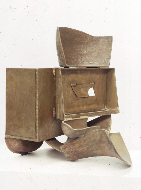 , 'Table Bronze Centre Back,' 1980, Annely Juda Fine Art