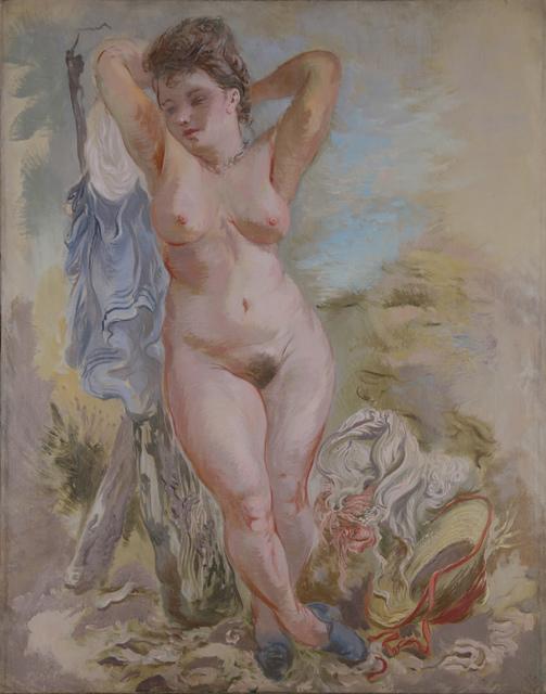 , 'Female Nude, Cape Cod,' 1940, Henze & Ketterer