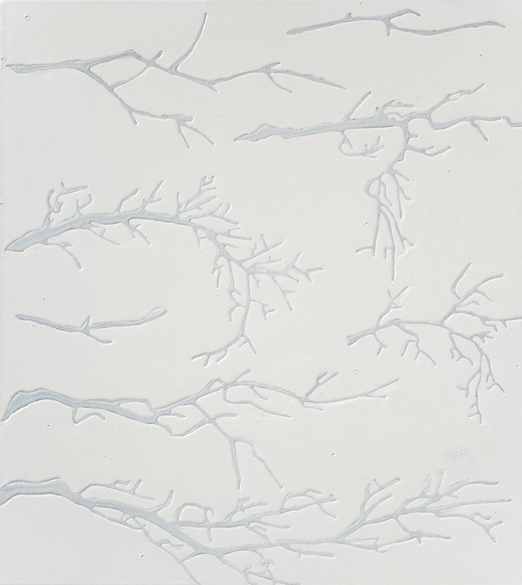 , 'Diffusion,' 2018, Galerie Franzis Engels