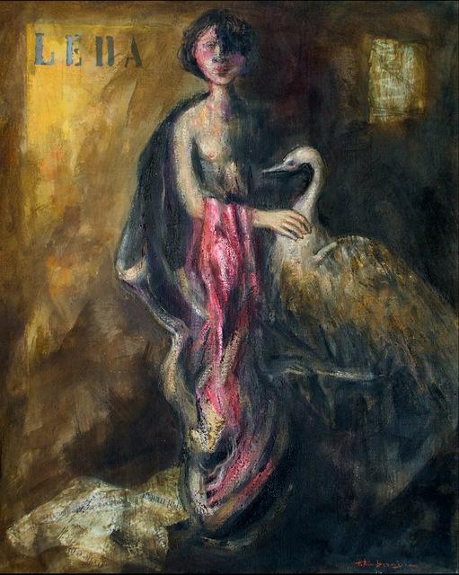 , 'LEDA E IL CIGNO,' , Galerie AM PARK